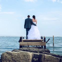Photographe de mariage basé en Auvergne - Hérault
