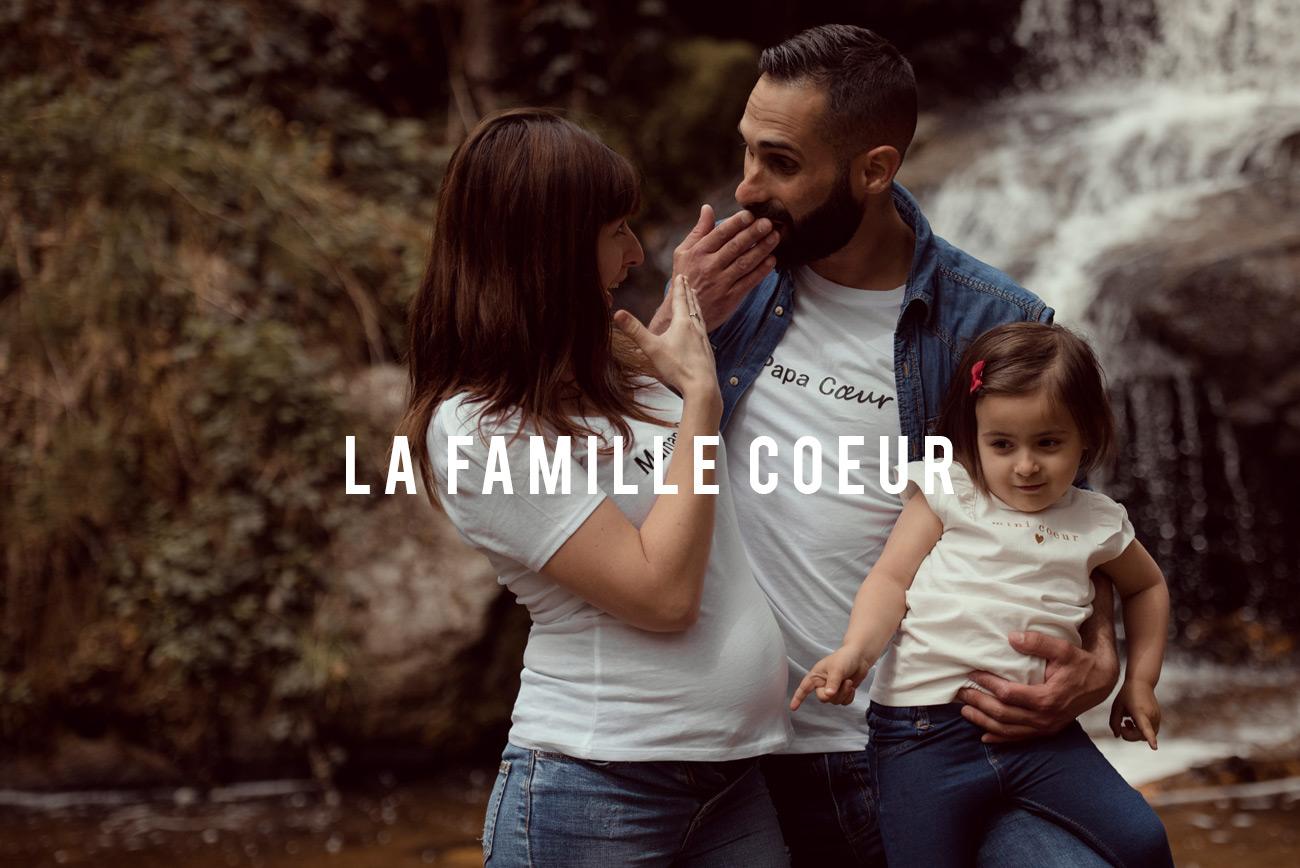 Photographe de famille à volvic enval