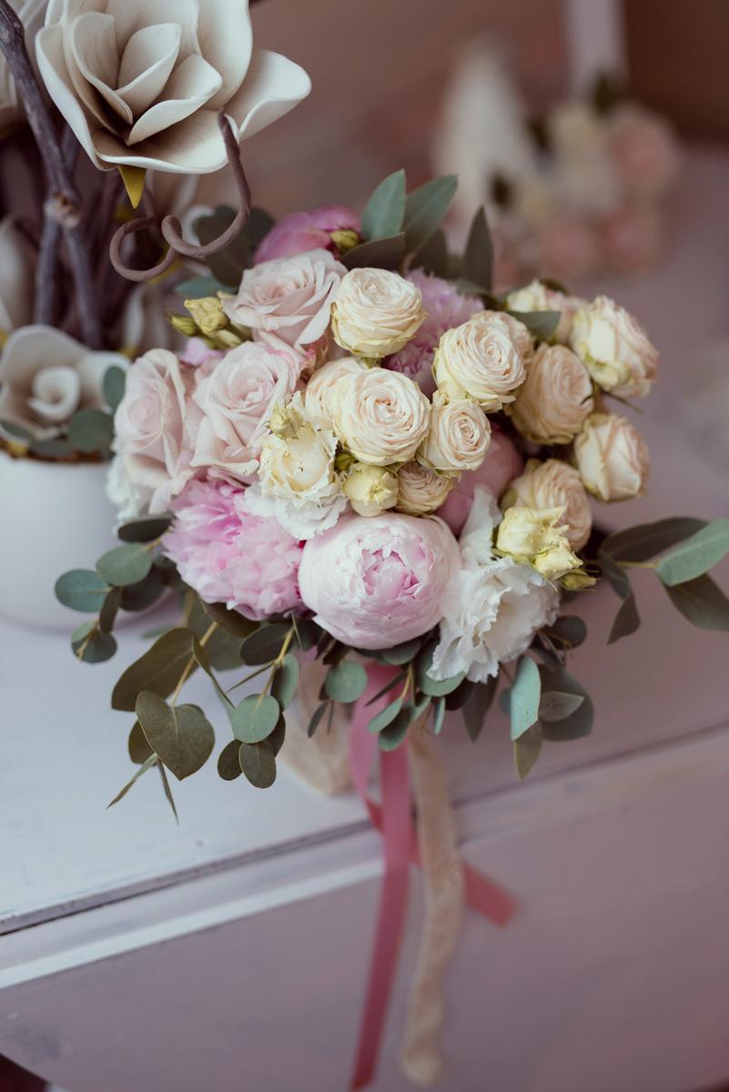 le bouquet de la mariee a riom