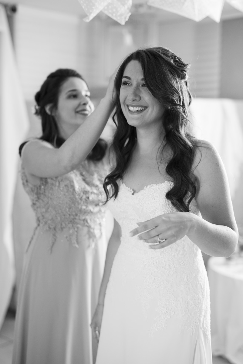 preparatifs de la mariée chez ses parents auvergne