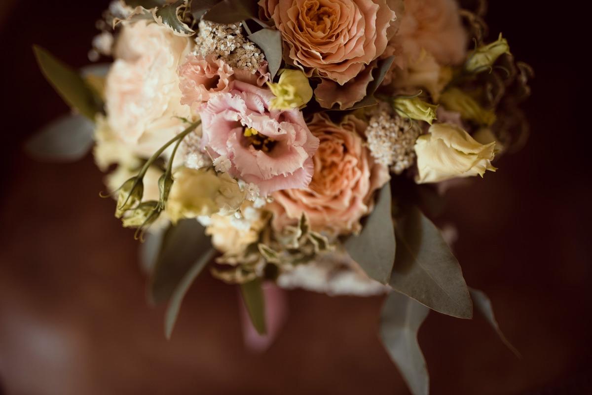 bouquet de la mariee en Auvergne