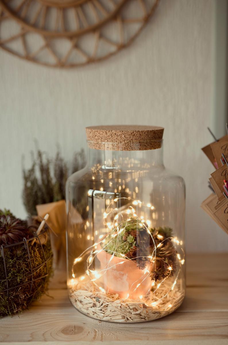 decoration gurilandes pour noel