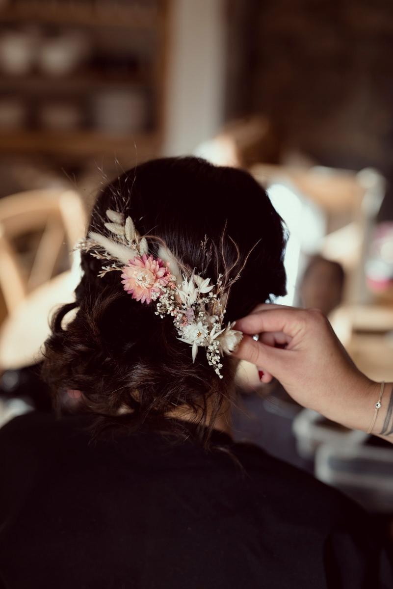 coiffe par l'autre saison des fleurs clermont ferrand