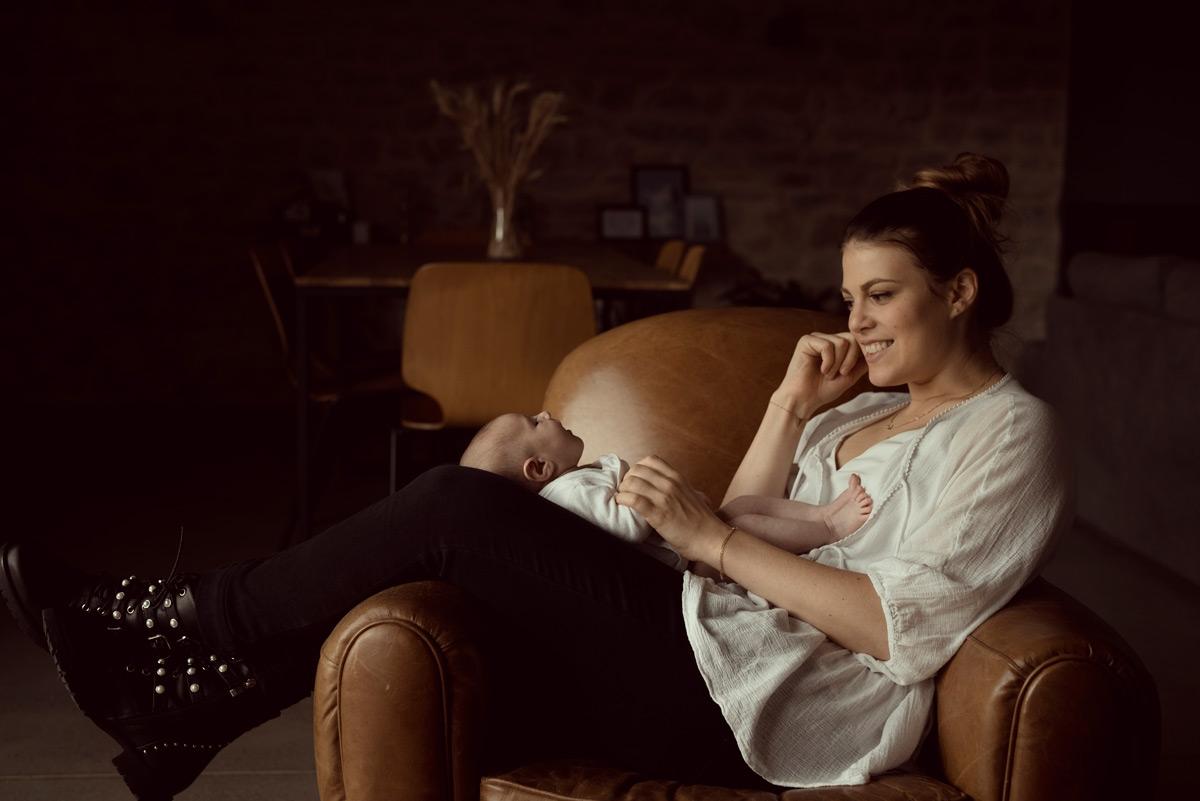 bebe et mamane a riom